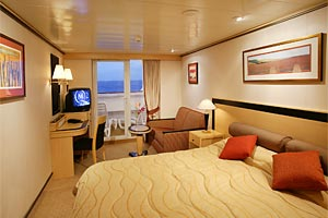 Queen mary 2 kabinenkategorien britannia princess queens for Sheltered balcony qm2